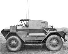 Daimler Dingo/ The Daimler Dingo was a British, two-man armoured scout car which proved to be very successful during World War II. Six thousand, six hundred twenty-six were built.