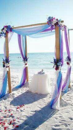 Beach Wedding on a budget