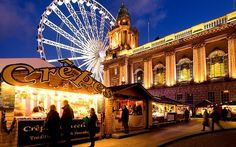 We round up the best Christmas markets and festive fairs in Britain. Manchester