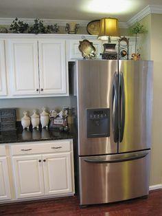 Refrigerator Decorating Ideas