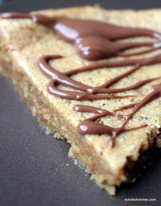 Walnuss-Kuchen ohne Mehl