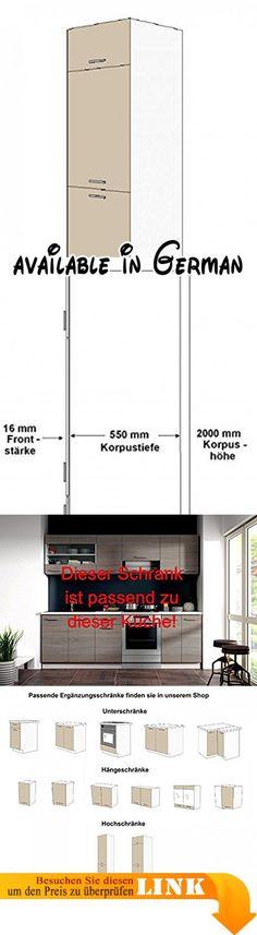 B00PJE0KH0  Küche Köln 172x280 cm Küchenzeile in Sonoma Eiche - küchen arbeitsplatte sonoma eiche
