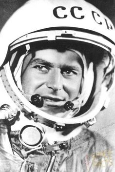 Gherman Titov (1935-2000), Soviet cosmonaut and the second man in space, the Hero of the Soviet Union (9 August 1961).