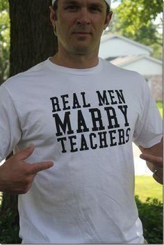 Oh I've got me a real man!