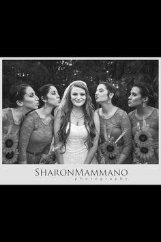 Fun Wedding Party. Sharon Mammano Photography