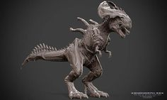 The Xenomorph Rex Would Be the Most Terrifying Dinosaur Ever [Pics]