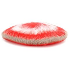 Gucci Striped Beret (22.835 RUB) ❤ liked on Polyvore featuring accessories, hats, gucci, hats/hair accessorie, multicoloured, stripe hat, colorful hats, beret hat and striped hat