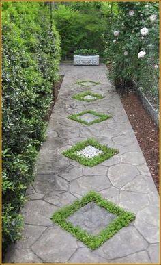Love this garden path