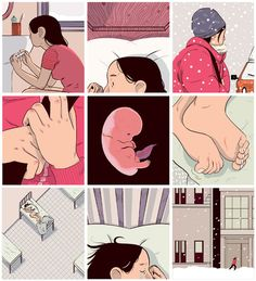 Incredibly touching article with an even more touching illustration. Worth reading it.