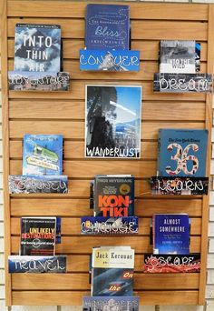 Schimelpfenig Library May 2015 Adult Display: Wanderlust!