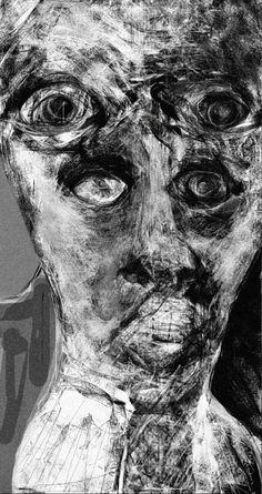 "The politician"" By Ruth Clotworthy"
