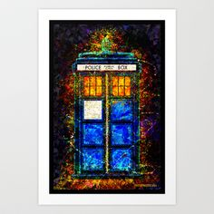 Regeneration Art Print by merrypranxter - $17.68