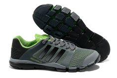 Adidas Adipure Trainer 360 Männer Schuhe Grau Grün