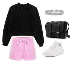 """""""72"""" by ddaisiee on Polyvore featuring Bling Jewelry and NIKE"""