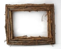 twig frames for  pictures
