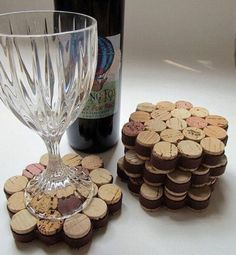 15  Easy And Pretty DIY Wine Cork Craft for Your Home Decorations - DEXORATE