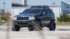 Jeep Cherokee Roof Rack, Jeep Wk, 2005 Jeep Grand Cherokee, Offroad, 4x4, Trucks, Jeep Stuff, Cars, Garage