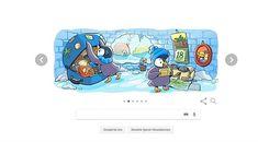 """Google'dan Yeni Yıl için Doodle Özel günler için doodle hazırlayan Google, """"Yeni Yılın İlk Günü"""" olması nedeniyle kullanıcılara doodle hazırladı. 5 görselle birlikte güzel bir doodle hazırlayan Google, yeni yılın ilk günü de boş geçmedi. #ABDhaberleri #usanews #news #turkishnews"""