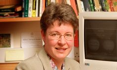 Jocelyn Bell Burnell is a British astrophysicist who discovered the first pulsar and was the first female president of the Institute of Physics.