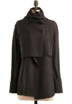 NOT FOR SWAP OR SALE - Baby It's Bold Outside Sweater (M)- #ModCloth #SS Oct 2012 - Stylish Surprise Item.