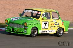 rally Trabant 601 - from east Germany