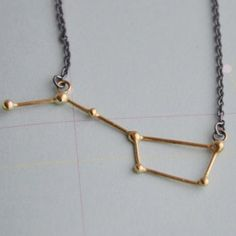 Big dipper necklace Love!