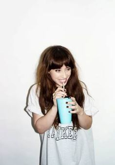Foxes is one of my favourite singers and current girl crush
