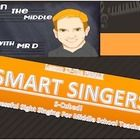 SMART SINGERS!  The Final Lesson-Successful Sight Singing for Middle School  $3 This includes the video links to my beginners putting their S-Cubed skills to the test and LGPE and much more!  Final lesson in the series!