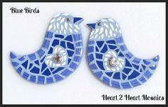 Blue Bird Mosaics