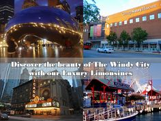 Discover the #sightseeing views during the tour of The #WindyCity with our #LuxuryLimos  call us now! 1-800-279-6062