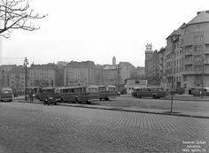 1954. Moszkva (Széll Kálmán) tér.