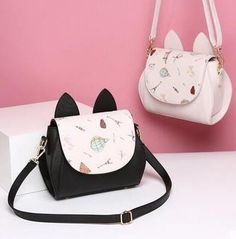 68e89b0784 Lovely cat ears bags SE9485. Kawaii FashionCute ...