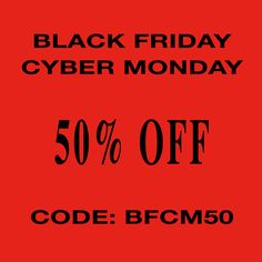 Black Friday – Cyber Monday huge sale! If you happen to follow this blog for a while you have probably noticed by now that we don't usually do this. 50% off is huge but we wanted to giv… #blackfriday #cybermonday #sales Huge Sale, Cyber Monday, Announcement, Black Friday, Shit Happens, Blog, Blogging