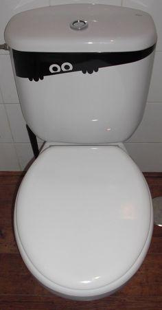 vinilos para el wc