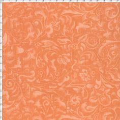 Tecido Estampado para Patchwork - Arabesco Coral 1 Claro (0,50x1,40) no Bazar Horizonte