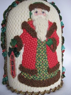 Needle House - A Collection of Designs with full stitch guide santa_2044.jpg