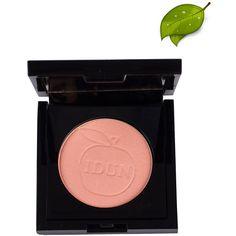 Idun Minerals Buckthorn Blusher featuring polyvore beauty products makeup cheek makeup blush beauty pink womens-fashion blush brush mineral blush