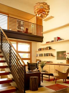 Modern Home Office Design Ideas, Pictures, Remodel and Decor