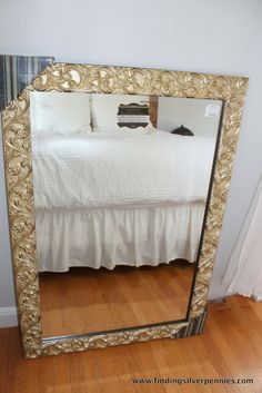 1000 images about Distressed mirrors my next project on