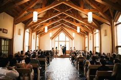 Rainy Summer Camp Wedding: Marea + Jed | Weddbook.com