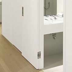 Concealed Hinge For Room Doors Opens 180 Degrees Tectus