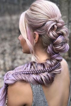 Hair Color Dark, Cool Hair Color, Hair Colors, Weave Hairstyles, Cool Hairstyles, Latest Hairstyles, Wedding Hairstyles, Girls Hairdos, Natural Hair Styles