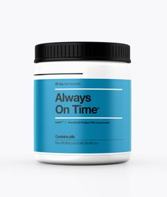 Always On time – The Antidote – 400g