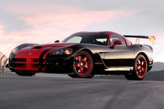 Dodge Viper SRT10 ACR 1:33 Edition American Club Racer 8.4 V10 Street and Racing Technology