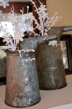 Shabby Love: Winter Mantle