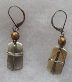 $5.00 Silvertone Bar Earrings (82915-1398MS) jewelry, collectibles, earrings #Unbranded #DropDangle