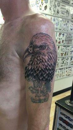 Name tattoo tattoos by jud at 7 sins tattoo west for Tattoo shops lafayette la