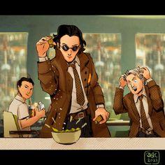Loki Tv, Marvel Jokes, Marvel Funny, Marvel Dc Comics, Marvel Avengers, Loki Meme, Marvel Fan Art, Marvel Wallpaper, Loki Laufeyson