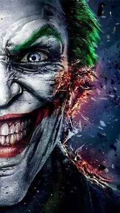 joker and batman batman villian batman joker family batman batman villains batman movie harley quinn bats funny joker gotham joker the joker joker harley joker batman the joker tattoo Joker Und Harley, Le Joker Batman, Der Joker, Batman Arkham, Batman Art, Batman Robin, Gotham Joker, Joker Comic, Joker Iphone Wallpaper