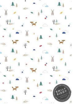 Emily Kiddy: Print and Pattern Wallpaper Iphone Cute, Cute Wallpapers, Autumn Phone Wallpaper, Ideas Habitaciones, Kids Prints, Pattern Illustration, Cute Pattern, Surface Pattern Design, Fabric Painting